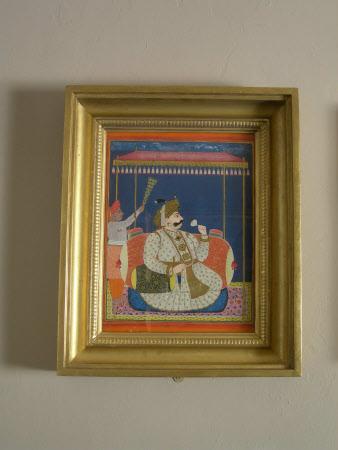 Maharaja Pratap Singh of Tanjore (c.1739-65)