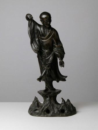Buddhist 'Luohan' (Holy Man)