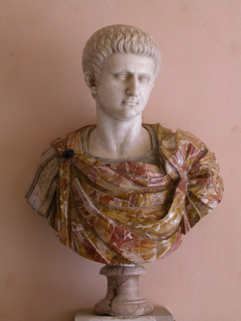 Emperor Domitian, Emperor of Rome (51-96 AD)