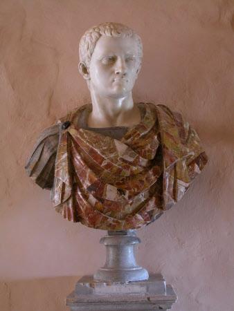 Emperor Titus, Emperor of Rome (39-81 AD)