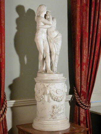 Cupid and Psyche Embracing