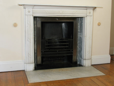 Chimneypiece, Exhibition Room, Shugborough