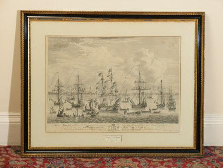 Fleet at Anchor