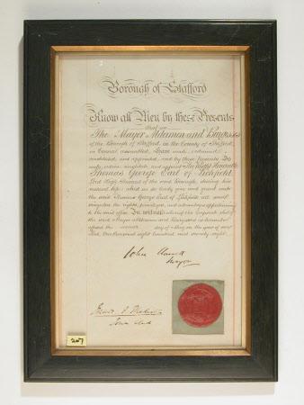 Document of Stewardship