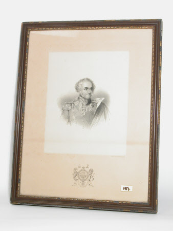 Portrait of unidentified Anson