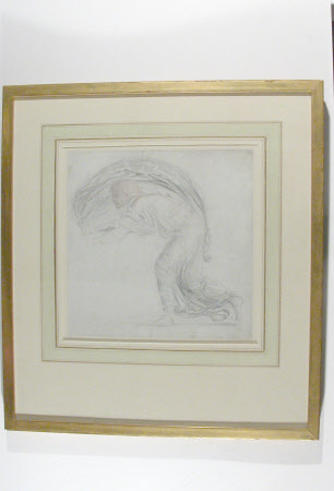 Study for Cupid delivering Psyche
