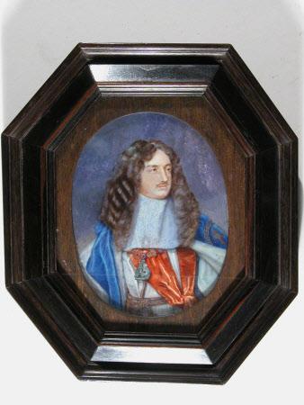 King Charles II (1630-1685) (after Samuel Cooper)