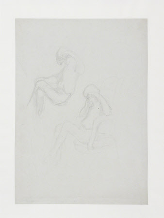 Studies of a Seated Youth