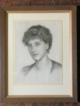 Constanza Mazini, Mrs William Hulton (1884-1937)