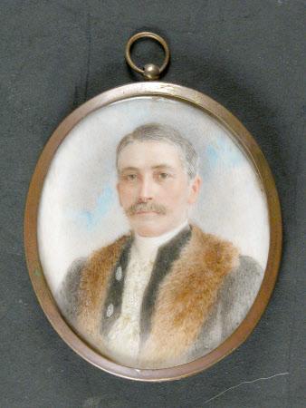 Theodore Mander