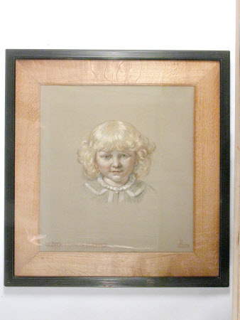 Oliver Francis Hueffer as a Child