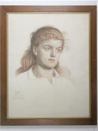 Gladys Holman Hunt, Mrs Joseph (b.1878)