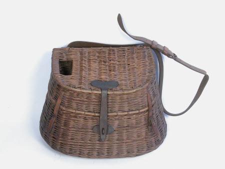 Fishing basket