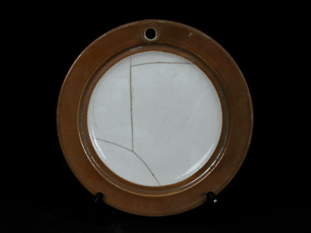 Hot water plate