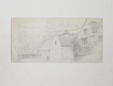 View of Kelmscott Manor