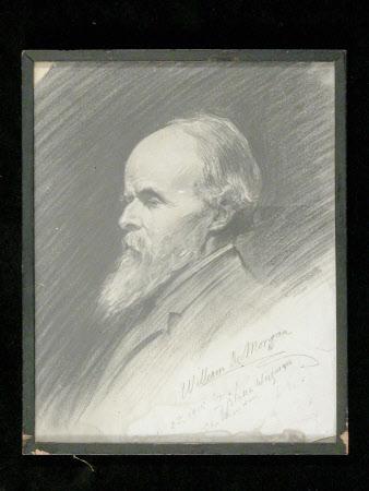 William De Morgan (1839-1917)