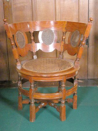 Bürgermeister's chair