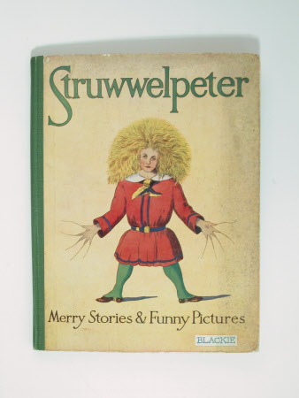 Struwwelpeter : or, Merry stories and funny pictures