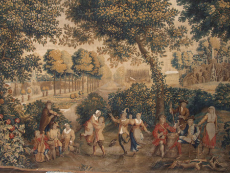 Peasants Dancing