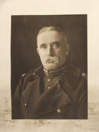 Field Marshall John Denton Pinkstone French, 1st Earl of Ypres (1852-1925)