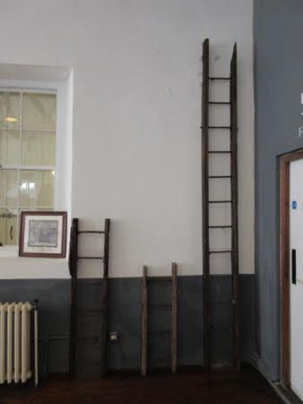 Mine ladder