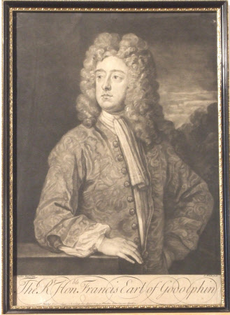 Francis Godolphin IV, 2nd Earl of Godolphin (1678-1766) (after Sir Godfrey Kneller)