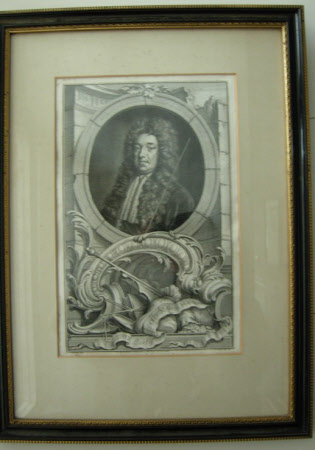 Sidney Godolphin, 1st Earl of Godolphin (1645-1712) (after Sir Godfrey Kneller)