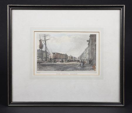 High Street, Belfast (after Thomas Mann Baynes)