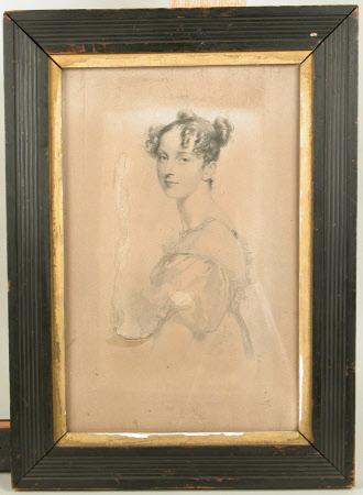 Dorothea Benckendorff, Princess Lieven (1785-1857) (after Sir Thomas Lawrence)