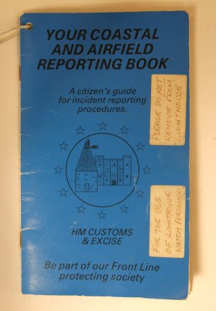 Your Coastal and Airfield Reporting Book