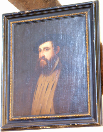 Portrait of Hernan Cortez (?)