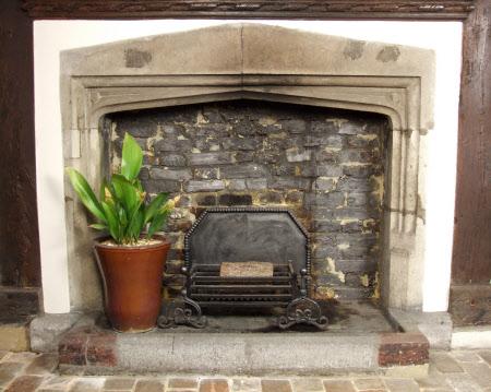 Chimneypiece, Parlour, Stoneacre