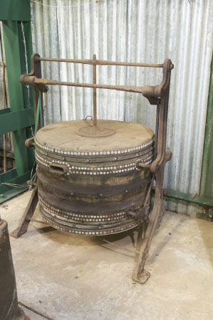 Blacksmith's bellows
