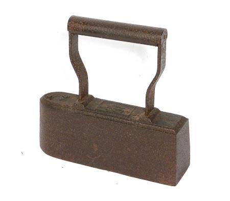 Tailor's iron