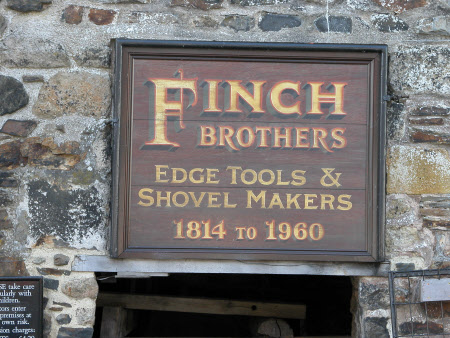 Finch Foundry © National Trust / Lynda Aiano