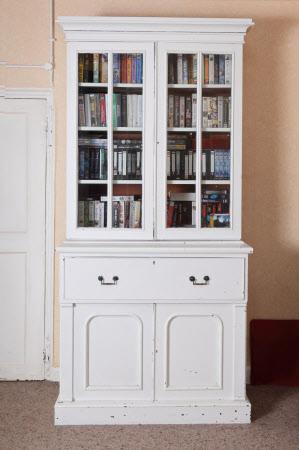 Secrétaire bookcase