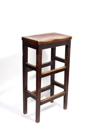 Clerk's stool