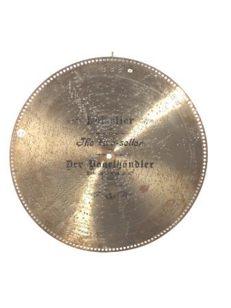 Polyphon disc