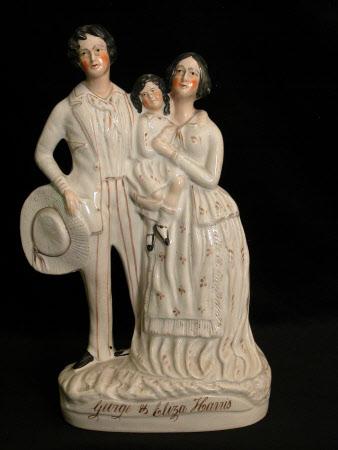 George and Eliza Harris