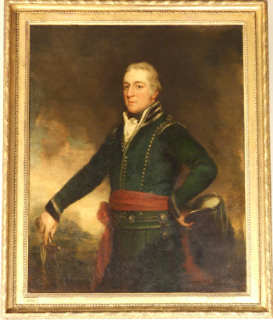 George O'Brien Wyndham, 3rd Earl of Egremont (1751-1837) in the Uniform of the Sussex Yeomanry