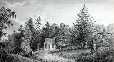 Lady's Cottage in the Great Wood