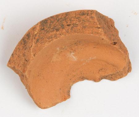 Brick fragment