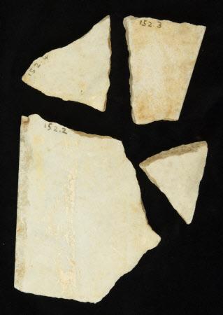Slab fragment