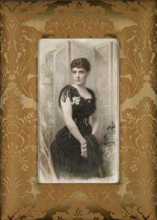 Jennie Jerome, Lady Spencer-Churchill (1854-1921)