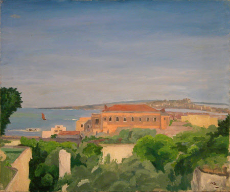 Scene near Venice