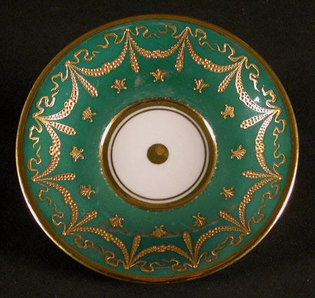 Coffee cup saucer