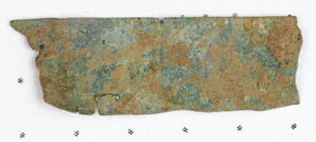 Bronze fragment