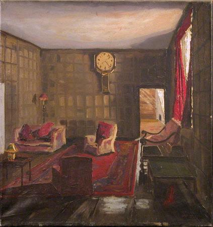 Interior at Breccles Hall, Norfolk