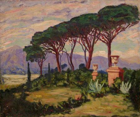 Garden on the Riviera