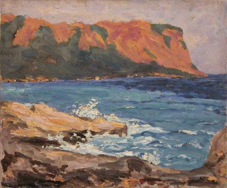 Coast near Marseilles